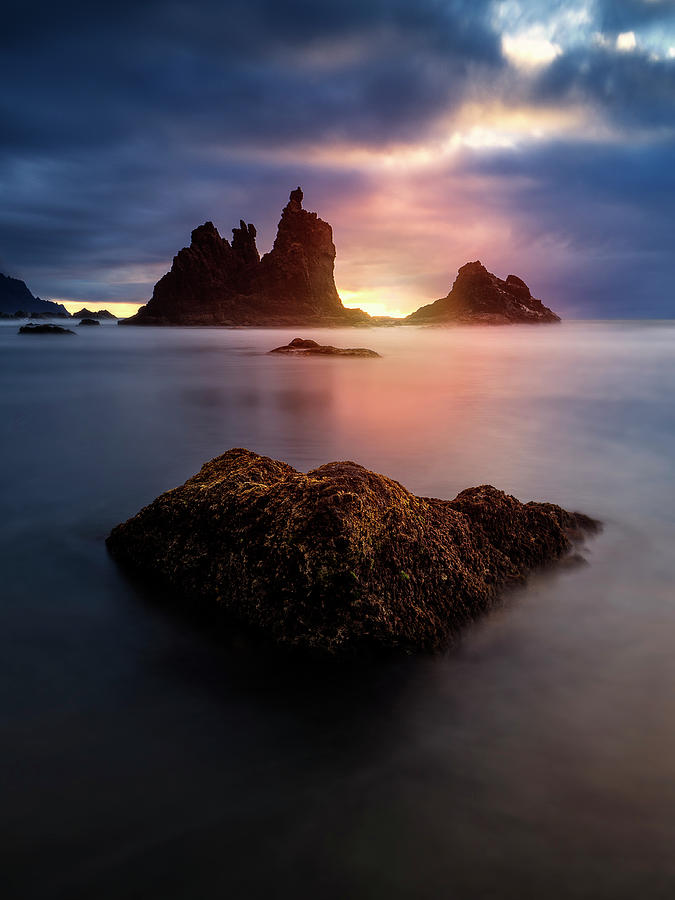 Tenerife Photograph - Keep It Inside by Carlos M. Almagro
