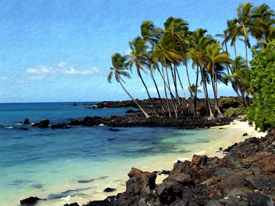 Hawaii Photograph - Kekaha Kai II by Kurt Van Wagner