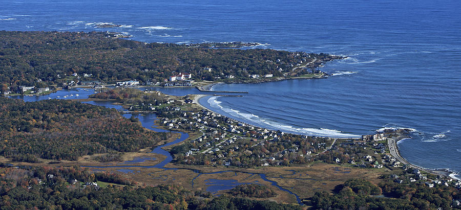 America Photograph - Kennebunk, Maine by Dave Cleaveland