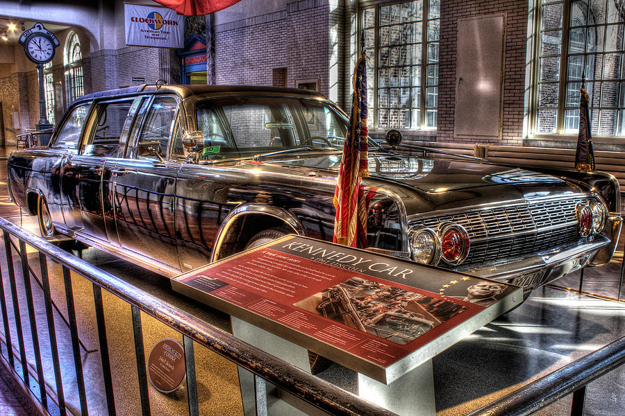 Ford Dearborn Mi >> Kennedy Presidential Limousine Henry Ford Museum Dearborn Mi