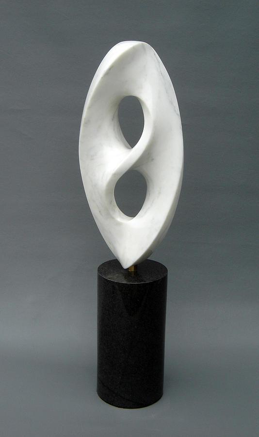 Enlightenment Sculpture - Kensho by Leslie Dycke