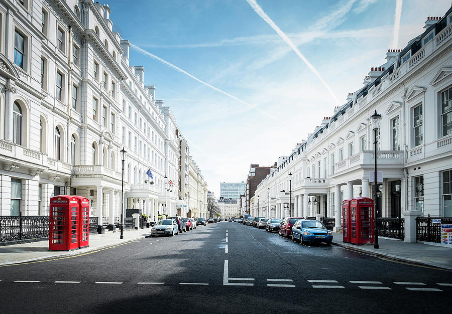 Kensington Gardens Photograph by Win-initiative