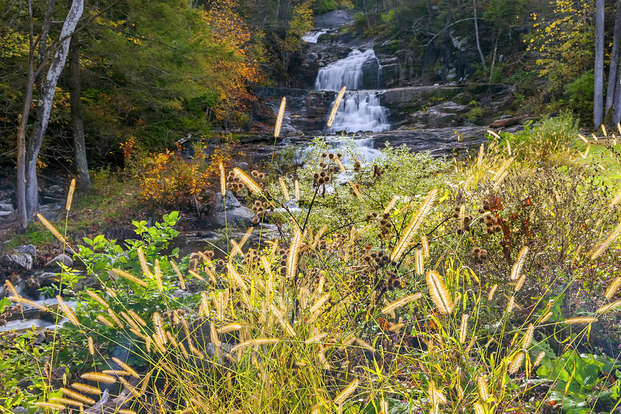 Kent Falls Photograph - Kent Falls by Bill Wakeley