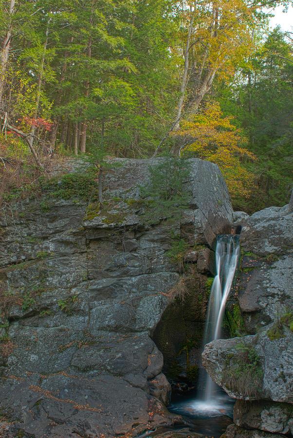 Kent Falls Photograph - Kent Falls Hdr 5 by Clifford Pugliese