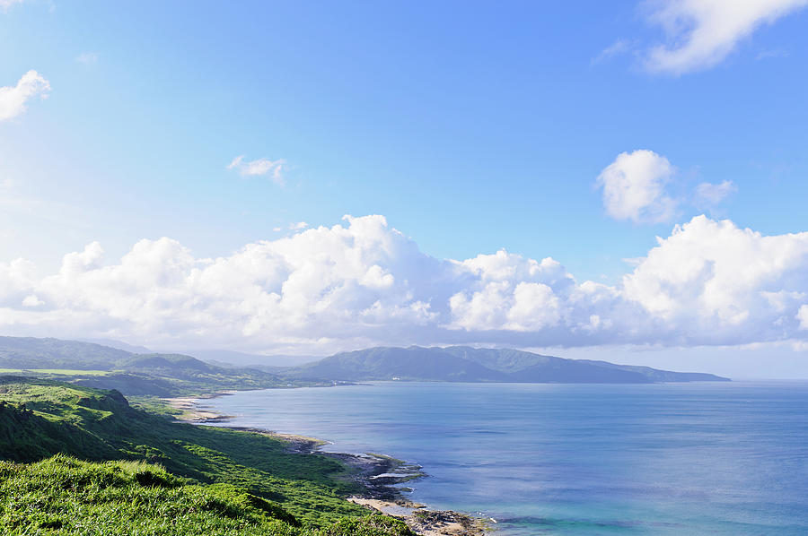 Kenting National Park, Longpan Scenic Photograph by Clover No.7 Photography