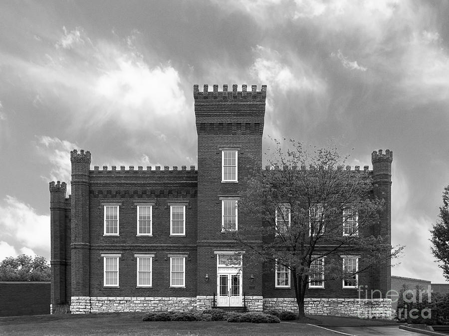 African-american Photograph - Kentucky State University Jackson Hall by University Icons