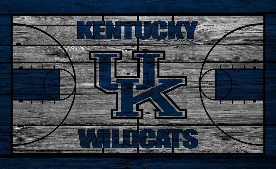 Wildcats Photograph - Kentucky Wildcats by Joe Hamilton