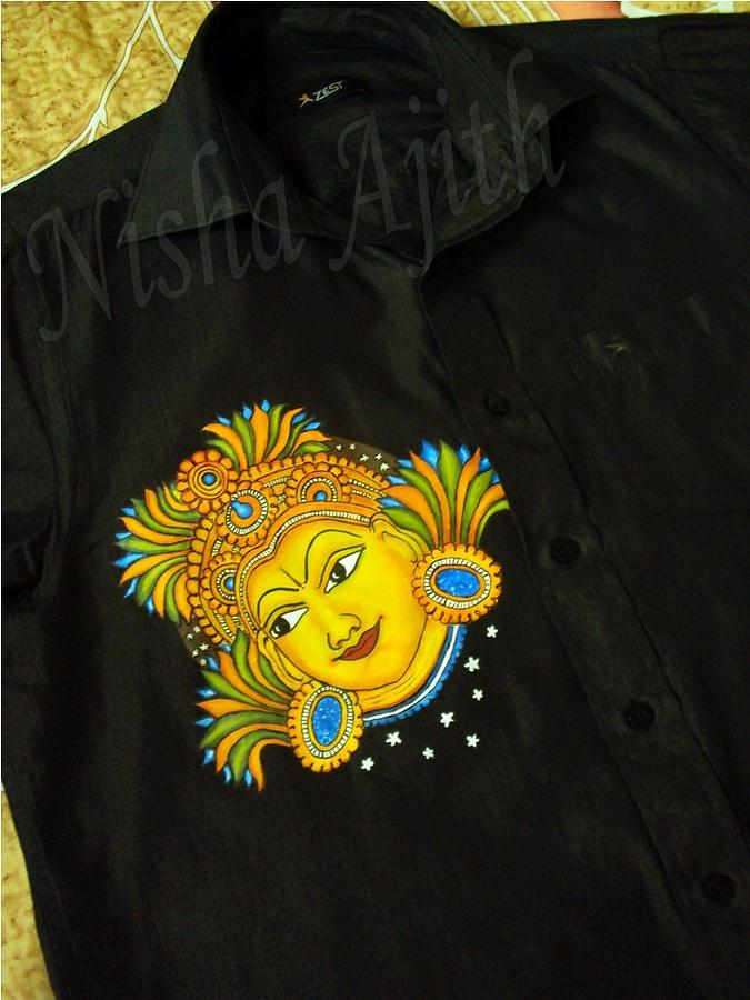 Acrylic Shirt Paint