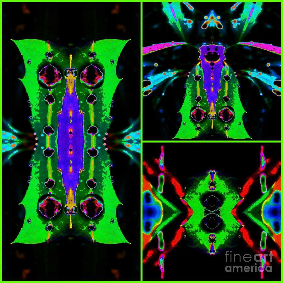 Kermit Digital Art - Kermit by Lorles Lifestyles