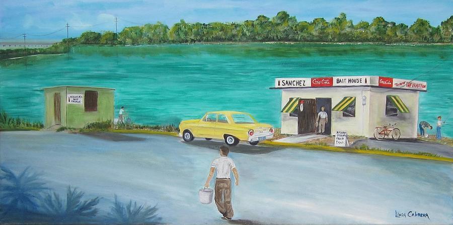 Key West Bait Shacks by Linda Cabrera