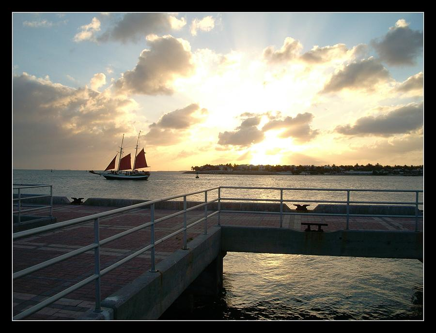 Key West Photograph by Bruce Kessler