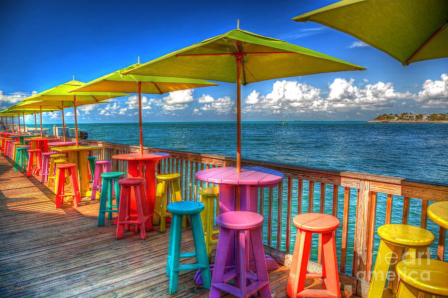 Key West Cotton Candy I Photograph by Leanne Howie