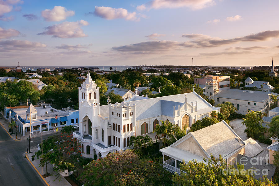 Key West Photograph - Key West by Rod McLean