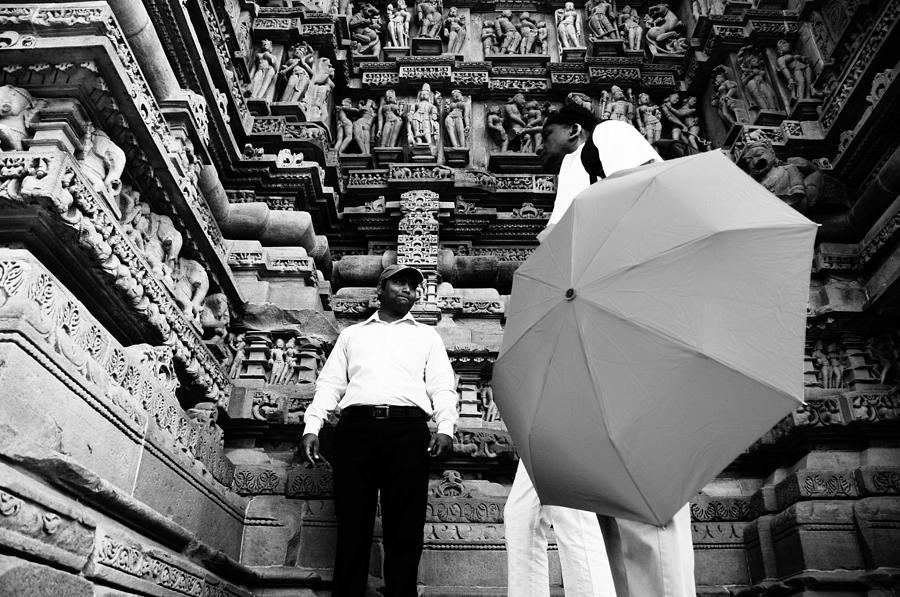 Khajuraho Photograph - Khajuraho Temple by Money Sharma