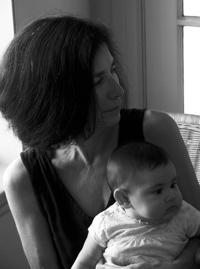 Kiara and her Ami by Joe Schofield