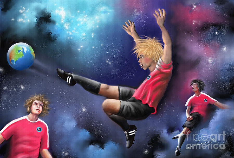 Kick Off by Artist ForYou