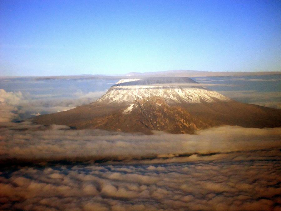 Kilimanjaro Photograph by Tuntufye Abel