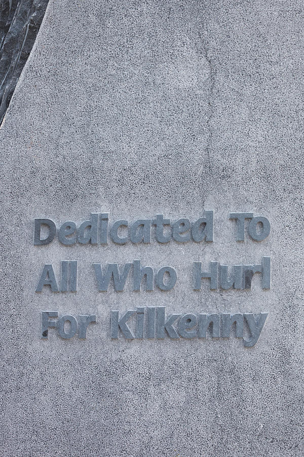 Vertical Photograph - Kilkenny Hurling Monument, Kilkenny by Panoramic Images