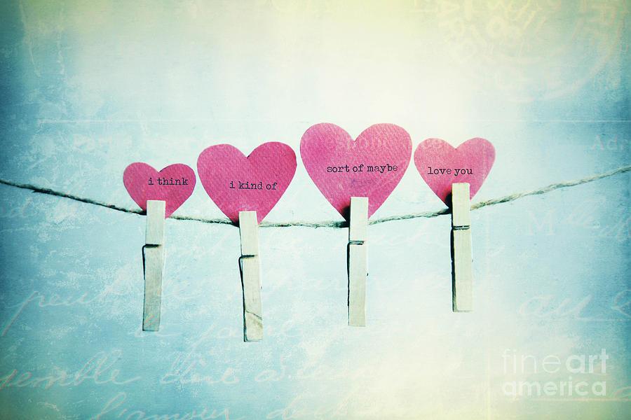 Love Photograph - Kinda Sorta Maybe by Stacey Granger