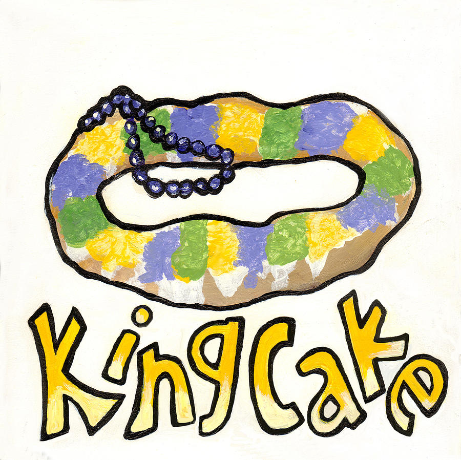 King Cake Clip Art www.imgkid.com - The Image Kid Has It!