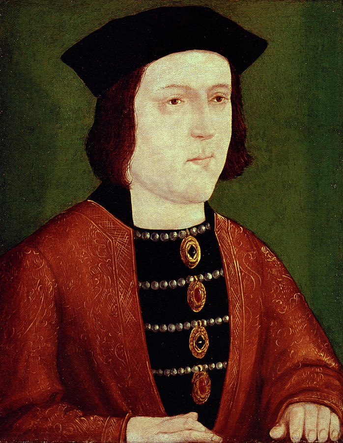 King Edward Iv Of England Painting By Granger
