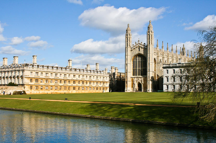 Cambridge Day Tour From London
