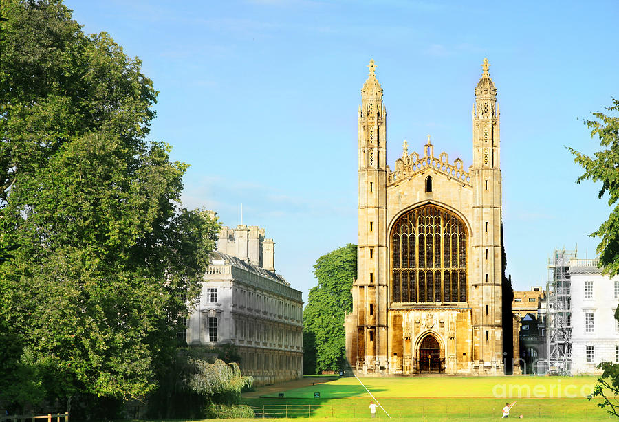 King's College Chapel by Eden Baed