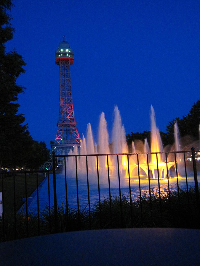 Kings Photograph - Kings Island - 121240 by DC Photographer