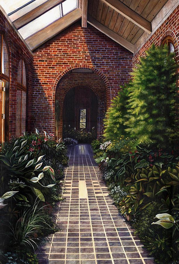 Kingwood Painting by Terri  Meyer