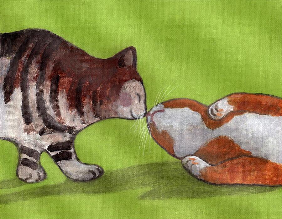 Kiss #1 by Kazumi Whitemoon