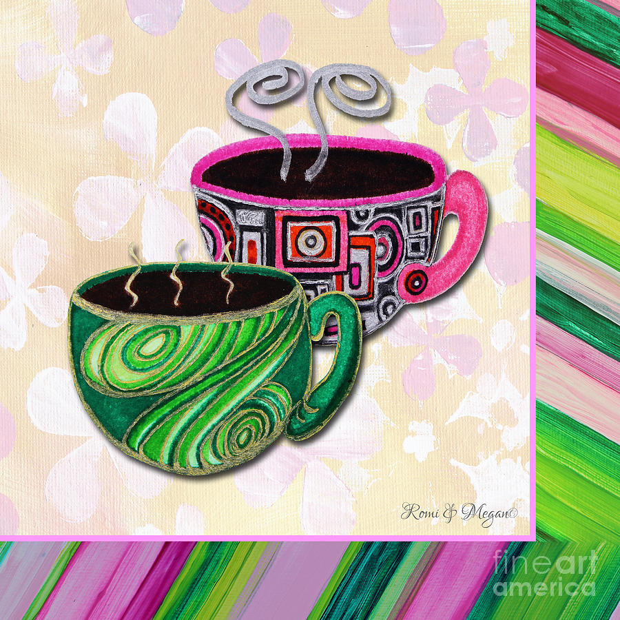 Kitchen Art America Inc: Kitchen Cuisine Tea Party Napkin Design 2 By Romi And