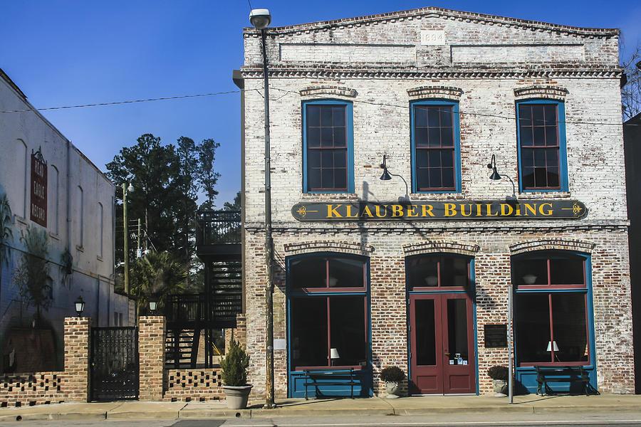 Historical Photograph - Klauber Building  by Steven  Taylor