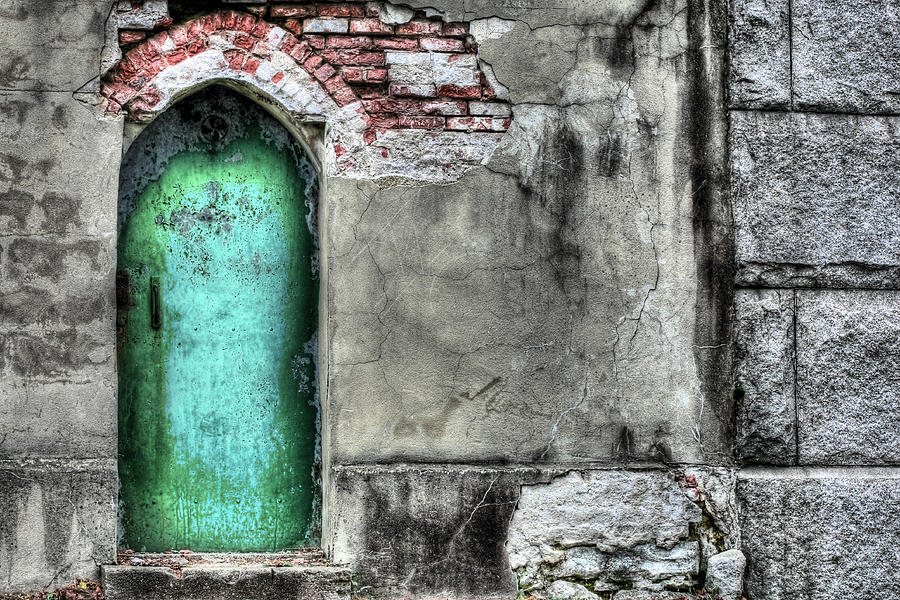 Come In Photograph - Knock Knock by JC Findley