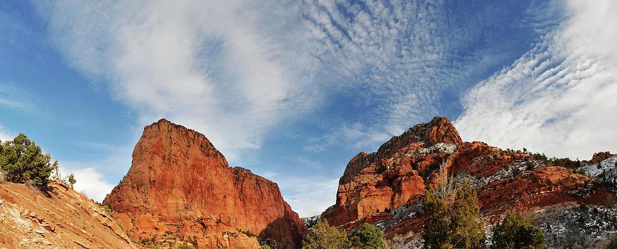 Kolob Canyon Photograph by Utah-based Photographer Ryan Houston