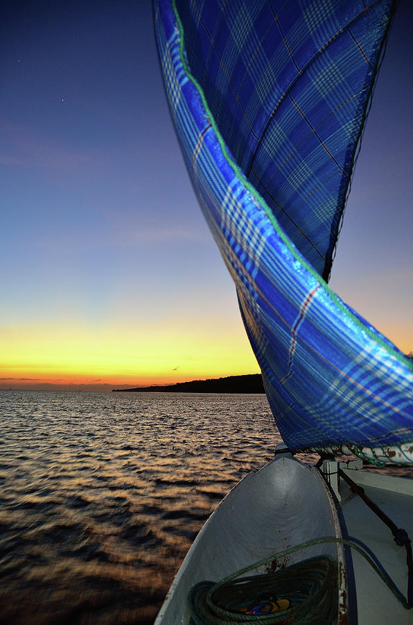 Komodo Trip Sailing Photograph by Aaron Geddes Photography