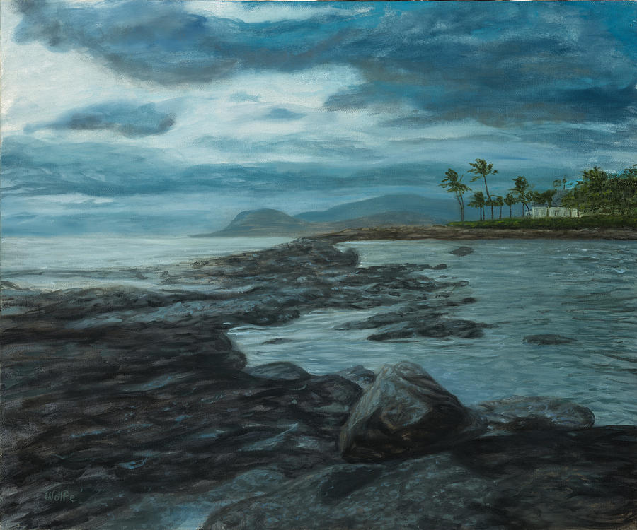 Ko'Olina Afternoon by Michael Allen Wolfe