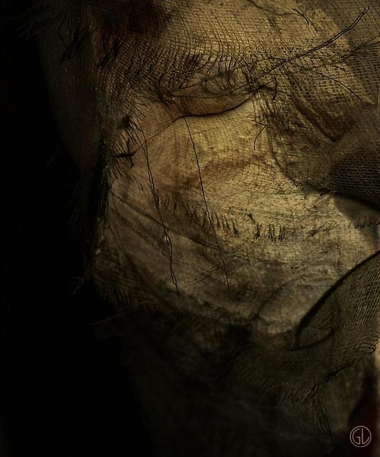 Woman Digital Art - Kraka by Gun Legler
