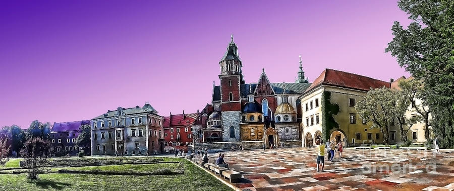 Krakow Wawel Cathedral Photograph
