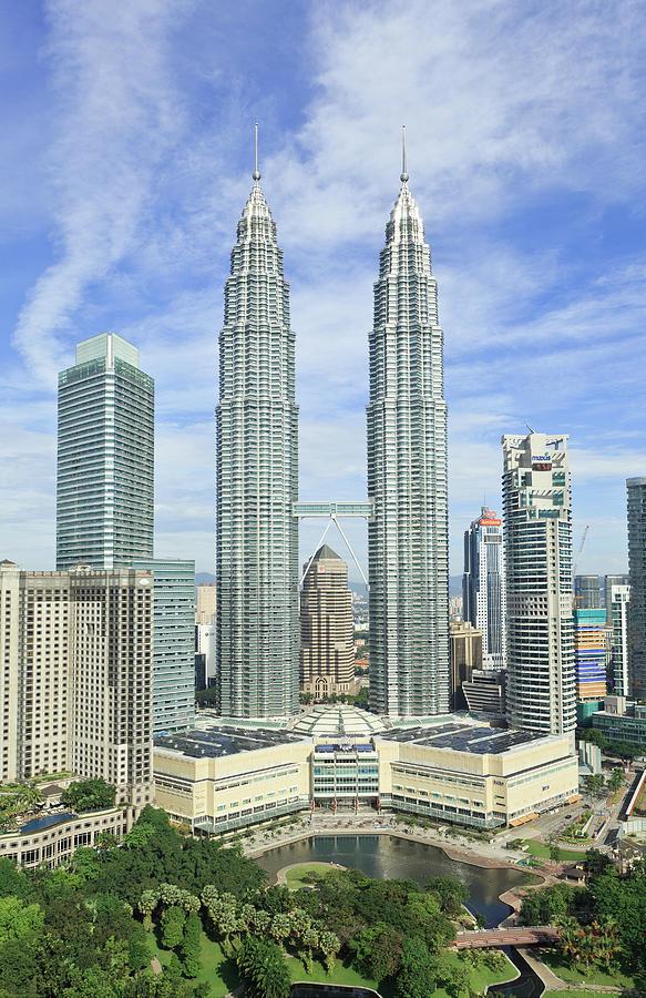 Kuala Lumpur Photograph by Tom Bonaventure