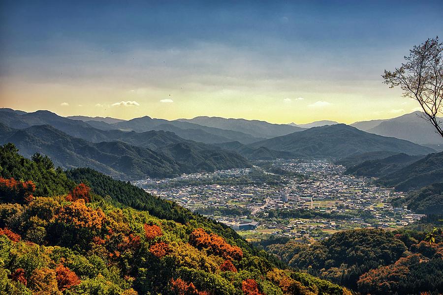 Kusatsu Autumn Photograph by I Kadek Wismalana