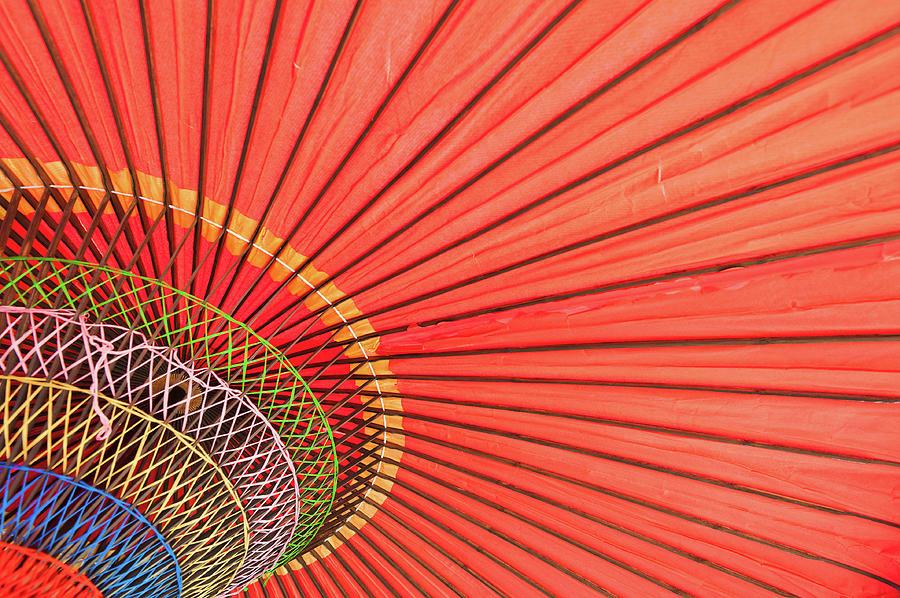 Kyoto Umbrella Photograph by Pamela Oliveras