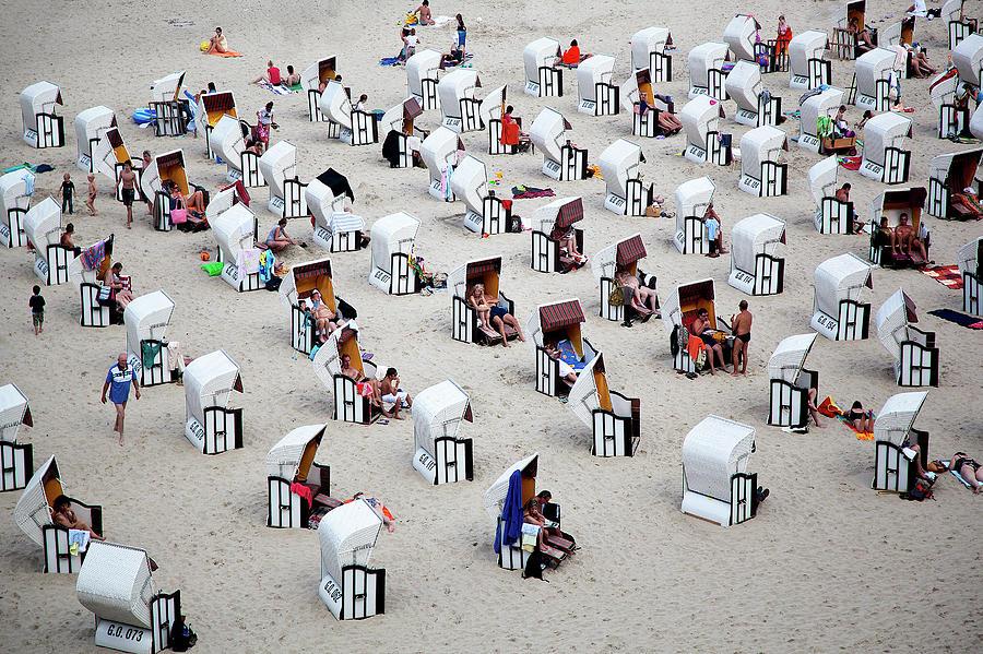 People Photograph - L \'alveare by Massimo Della Latta