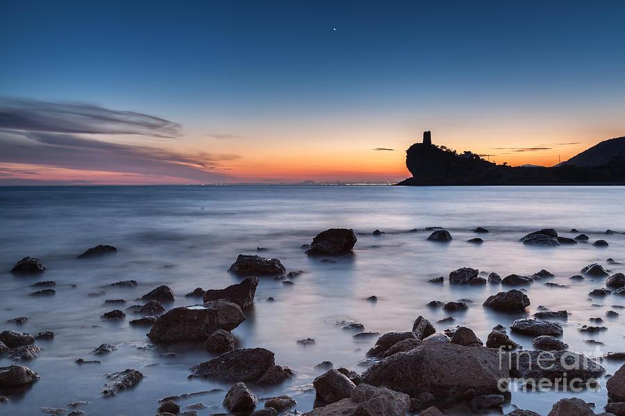Seascape Photograph - La Atalaya by Eugenio Moya