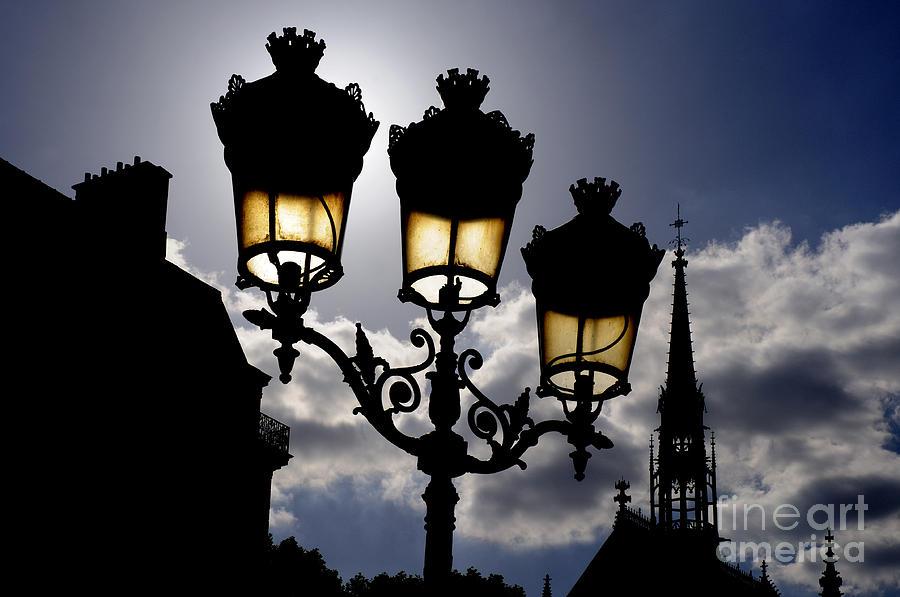 Paris Photograph - La Chapelle Paris by Colin Woods