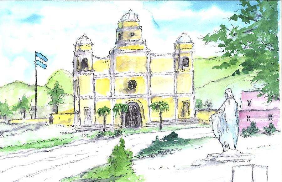 In honduras what is santa barbara