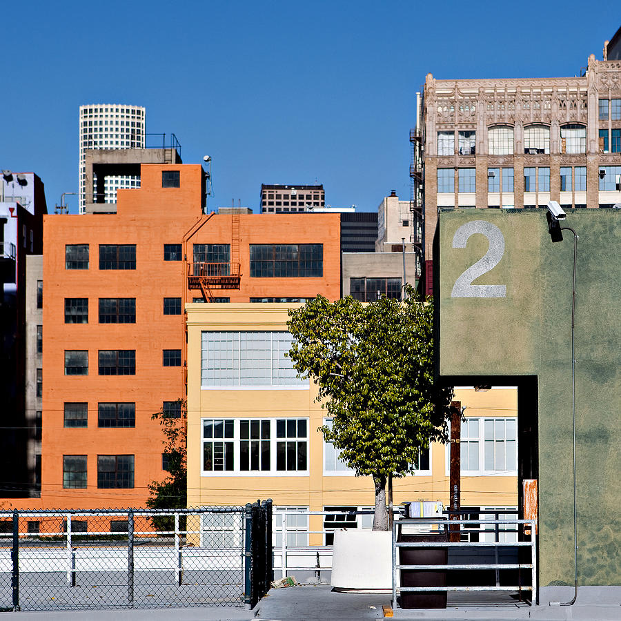 Los Angeles Photograph - La Mixture by Art Block Collections