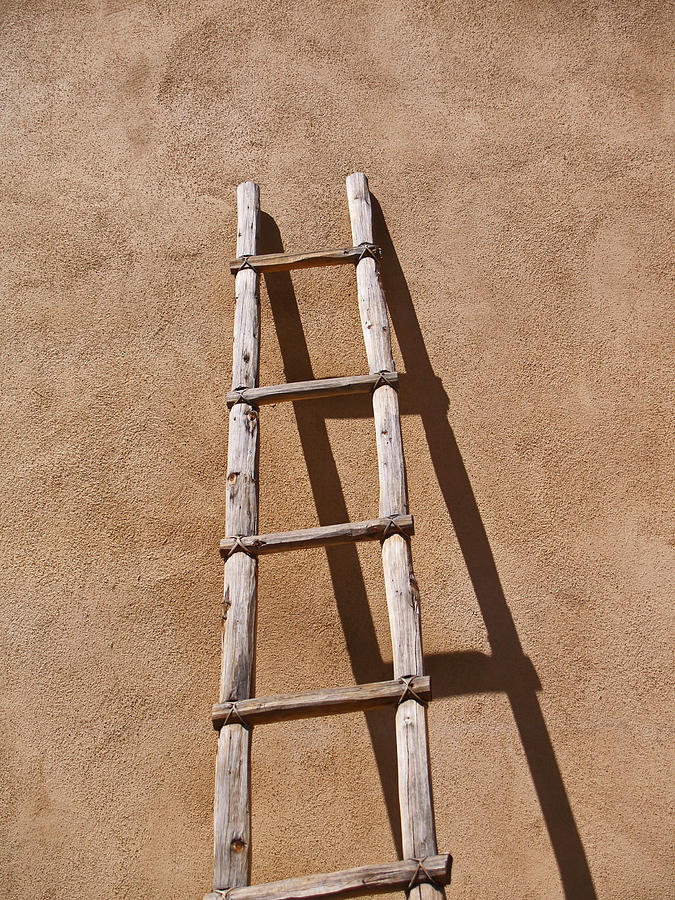 Ladder Photograph - Ladder by James Granberry