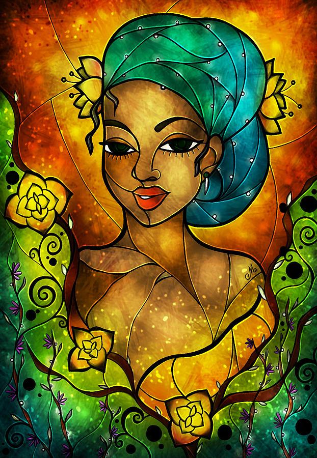 Lady Creole by Mandie Manzano