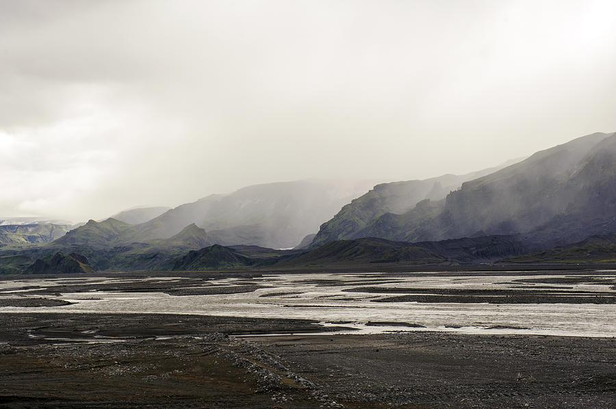 Lagarfljót, East Iceland Photograph by Feifei Cui-Paoluzzo