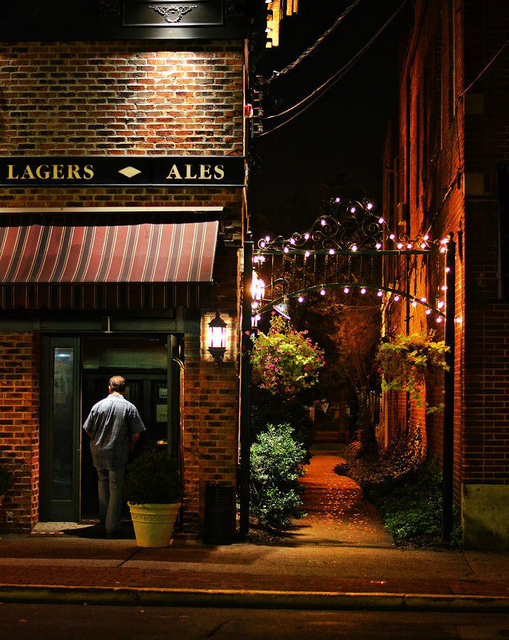 Pubs Photograph - Lagers And Ales by Laura Fasulo
